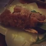 New Instagram: pork+onion katsu hella gooood