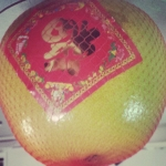 New Instagram: 柚子 time, had to flip it #馬年 #cny #chinesenewyear 祝馬年行大運!
