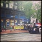 "New Instagram: 台灣加油… 美國舊金山抗議人說 ""Taiwan not for sale""  #太陽花學運 #Taiwan protests in #SanFrancisco #台灣 #舊金山 #自由 #democracy #California #美國 #自己國家自己救"