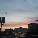 New Instagram: nice #sunset tonight #SanFrancisco