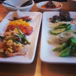 New Instagram: side dishes lineup #nomnom #korean #kimchi #好吃 #美食 #韓式 #小吃 #泡菜