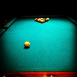 New Instagram: one last pool game before i fly to taiwan #pool #billiards #taiwan #台灣