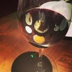 New Instagram: #happyhour #wine #cabernet #fries