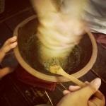 New Instagram: #擂茶 #台灣 #北埔 #旅行 #茶 #tea