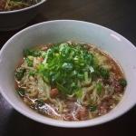 New Instagram: 南投的特餐,意麵  #南投 #台灣 #美食 #好吃 #旅行 #麵 #台式 #nomnom #foodporn #noodles #Taiwan #travel