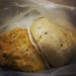 New Instagram: 我朋友做給我的饅頭, 很香的,味道蠻好的! 很開心
