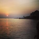 New Instagram: #淡水 #台灣 #旅行 #Taiwan #sunset