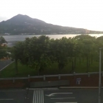 New Instagram: 在捷運上看淡水sunset #淡水 #風景 #捷運 #台灣 #旅行 #Taiwan #travel #sunset #outdoors