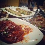 New Instagram: #korean #bbq #beef #pork #bulgogi #seafood #pancake #tasty #foodporn #nomnom #美食 #好吃 #韓式 #烤肉 #牛肉 #豬肉 #海鮮餅 #美國 #加州 #奧克蘭