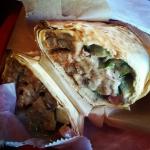 New Instagram: lamb shawarma… so good #foodporn #nomnom #美食 #好吃 #羊肉 #lamb #spicy #辣