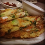 New Instagram: best seafood pancake ever? #美食 #好吃 #韓式 #海鮮 #海鮮餅 #korean #seafoodb#pancake #nomnom #foodporn #tasty