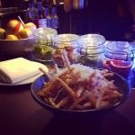 New Instagram: truffle cheese fries #truffle #cheese #fries #nomnom #tasty #snack #好吃 #美食 #薯條