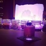 New Instagram: giant ice block. too classy.  #giant #ice #block #classy #happy #hour #sanfrancisco #California #Manhattan #美國 #加州 #舊金山 #大 #冰塊 #冰 #調酒