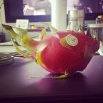 New Instagram: 這是火龍果還是金魚? Dragonfruit? Or fish?!