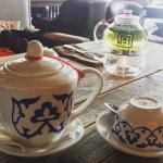 New Instagram: #tea #time