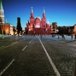 New Instagram: State Historical Museum in Red Square #travel #moscow #russia #redsquare #night #俄國 #旅行 #晚上