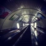 New Instagram: #moscow #metro #subway #russia #travel #俄國 #地鐵 #旅行