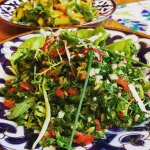 New Instagram: tabbouleh #nomnom #foodpics #foodporn #healthy #salad #vegetables #lunch #好吃 #美食