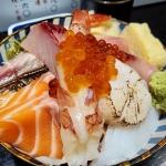 New Instagram: 我最近最喜歡吃的生魚片丼飯店 第一次店內吃飯的時候聽到了一首歌, 不知道為什麼覺得聽過好多次不過很久沒有聽 聽了一分鐘就發現了原來是「七龍珠Z」的主題曲 我跟我哥小的時候大概聽過一百萬次 … … 回家了以後就繼續聽了 ……….